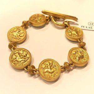 Julie Vos, Coin Double Sided Bracelet